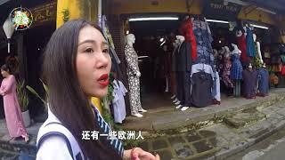 明明在越南,却越看越中国!这是独在异乡为异客的乡愁吗?