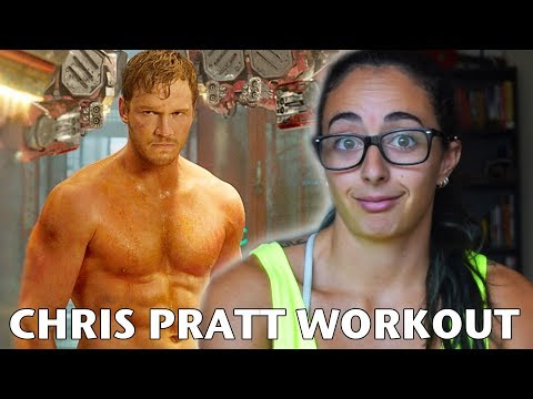 Woman Attempts Chris Pratt's Guardians of the Galaxy Workout and Is 'Barely Alive' to Tell the Tale