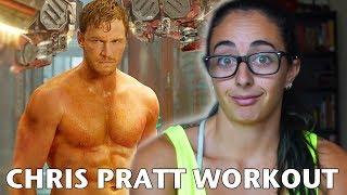 I Tried Chris Pratt's Workout