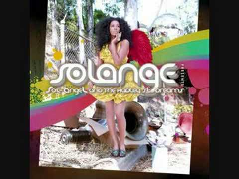 Solange -  Sandcastle Disco ft  Q-Tip