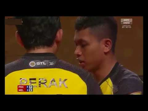 STL CHAMPIONSHIP CUP 2017 - PERAK BISON VS MELAKA TITANS