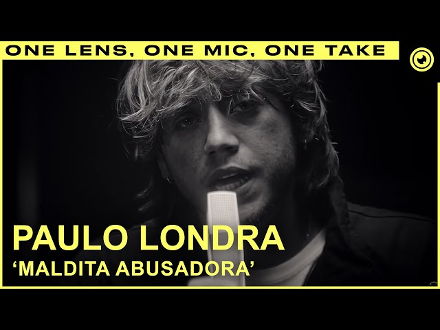 Paulo Londra - Maldita Abusadora | THE EYE
