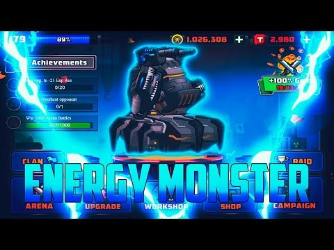 Super Mech | Building Energy Monster