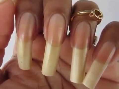 Image result for black girl long natural finger nails