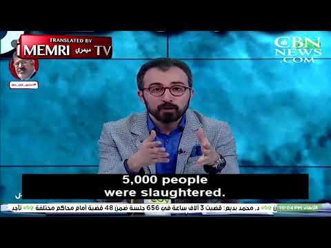 Egypt TV Host Chastises United States on September 11 Anniversary