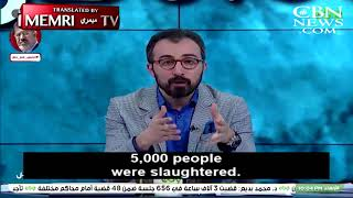 Egypt TV Host Chastises United States on September 11 Anniversary