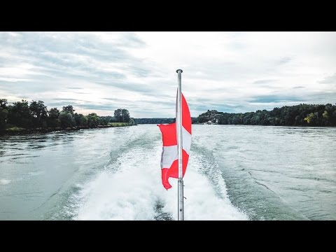 Twin City Liner: From Vienna to Bratislava