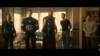 Downstait-Fight as One [Avengers]