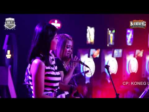 KONEG feat Ana V & Aneth K ~ TERSISIHH [Unniversary #2 - Liquid Barkitch JOGJA] [Cover - Karaoke]
