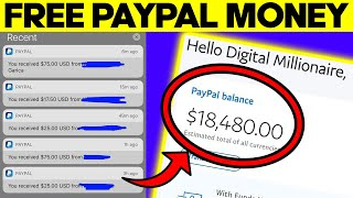 Sites That Pay PayPal MONEY FAST! - SAME DAY (2020 Method)