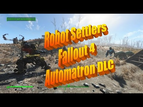 how to get settlers in fallout 4