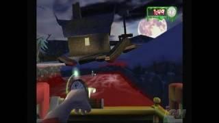 Goosebumps Horrorland Nintendo Wii Gameplay - Coffin Cruise