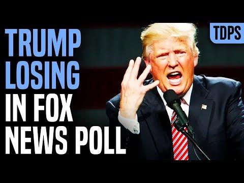 SHOCK: Fox News Poll Most Devastating to Trump Yet