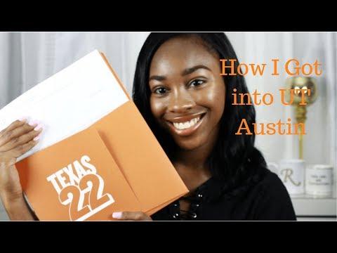 How I Got Into UT Austin