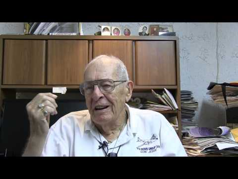 SFTH : Charles Chauncy - US Army Air Corps, B-29 Pilot
