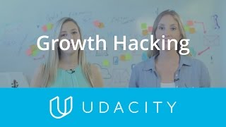 Growth Hacking | Customer Acquisition | App Marketing | Udacity