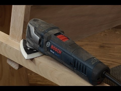 Sanding In Tight Places