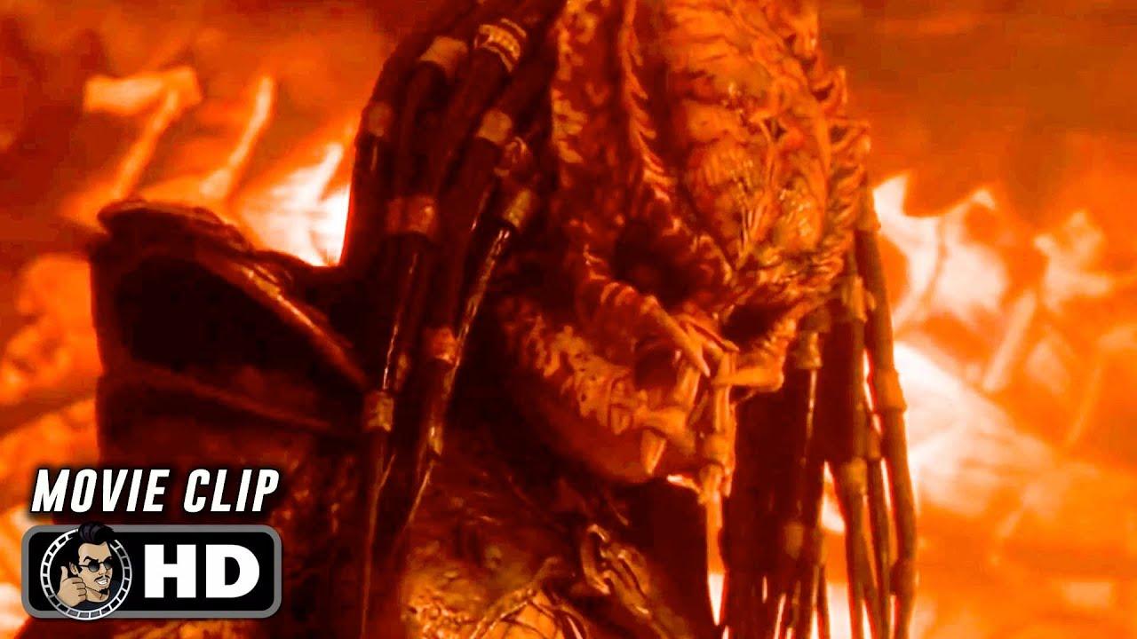 Download PREDATOR 2 Clip - Final Fight (1990) Danny Glover