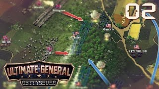Czech Let's Play - Ultimate General: Gettysburg (v0.9) - multiplayer #2