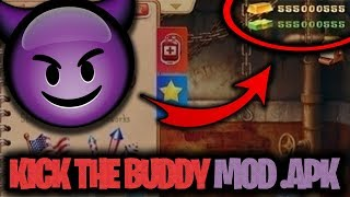 Kick the Buddy HACK / MOD APK (UNLIMITED EVERYTHING) 1.0.4 HACK