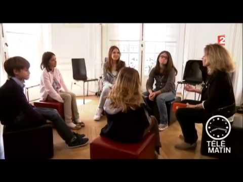 la Méditation de Pleine Conscience enfants/ados -  Jeanne Siaud-Facchin, Télématin, France 2