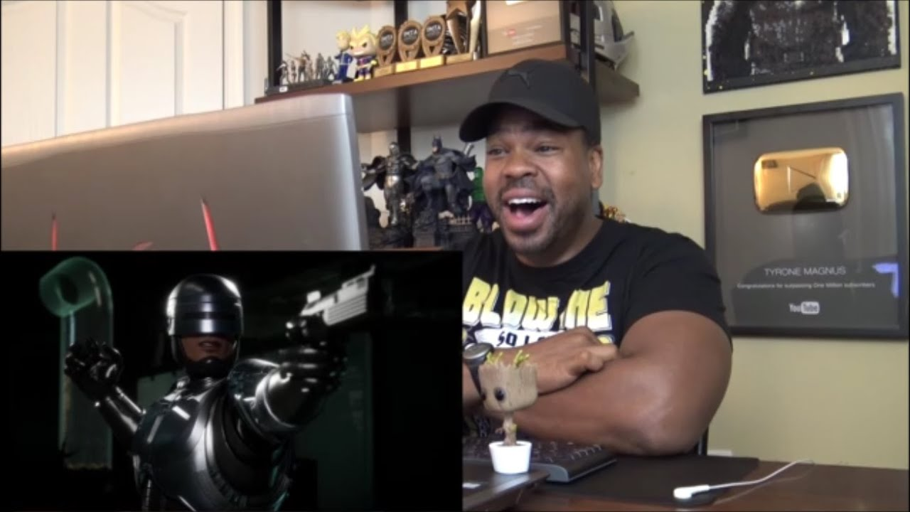 Mortal Kombat 11: Aftermath – Official Reveal Trailer - Reaction!
