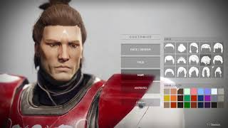 Destiny 2 James Campbell's My Great Capture Raw Footage.
