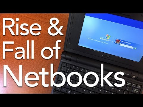 The Rise and Fall of Netbooks | This Does Not Compute Podcas
