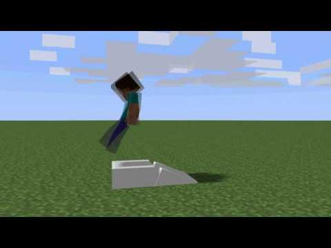 Steve's parkour (Minecraft Animation)