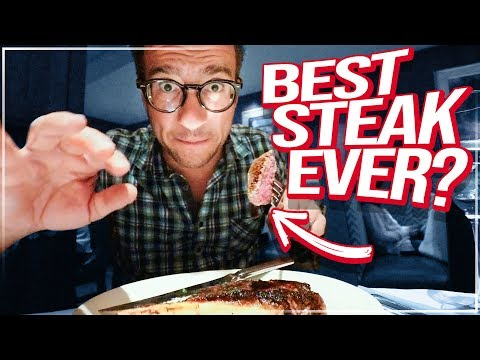 Ruth Chris $62 USD Steak - WORTH IT? [Viva Frei Food Vlog]