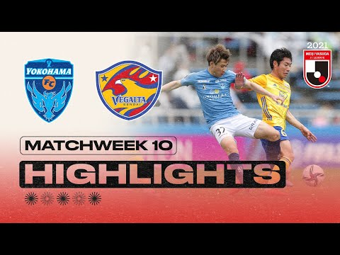 Yokohama FC Sendai Goals And Highlights