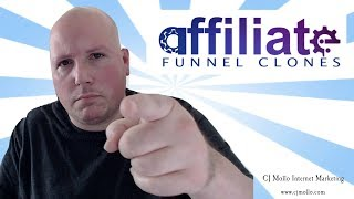 Affiliate Funnel Clones Review - LOOK INSIDE The Membership Dashboard!