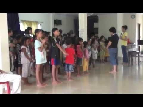 Mount Gerizim Mission Trip 2013: Sihanoukville, Cambodia