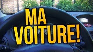 MA VOITURE! | Peugeot 206 X-Line 1.4 HDi