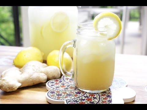 Jus citron persil gingembre | Doovi