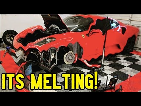HOW I Stopped MY FERRARI from MELTING and RUINATION | NewAir WindPro18W