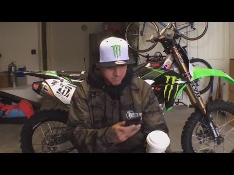 Jeremy Stenberg | Facebook Live | TransWorld Motocross