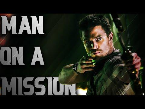 Arrow | Man On A Mission