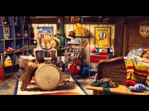 bunny drumming from the movie hop