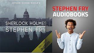Enjoy Best Of Stephen Fry Audible Audiobooks, Starring: Sherlock Holmes
