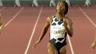 Shelly-Ann Fraser-Pryce Drops 10.78 In Final 100m Race Of 2021