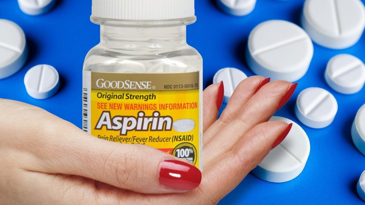 Watch How to Make Aspirin if Youre Lost in the Woods video