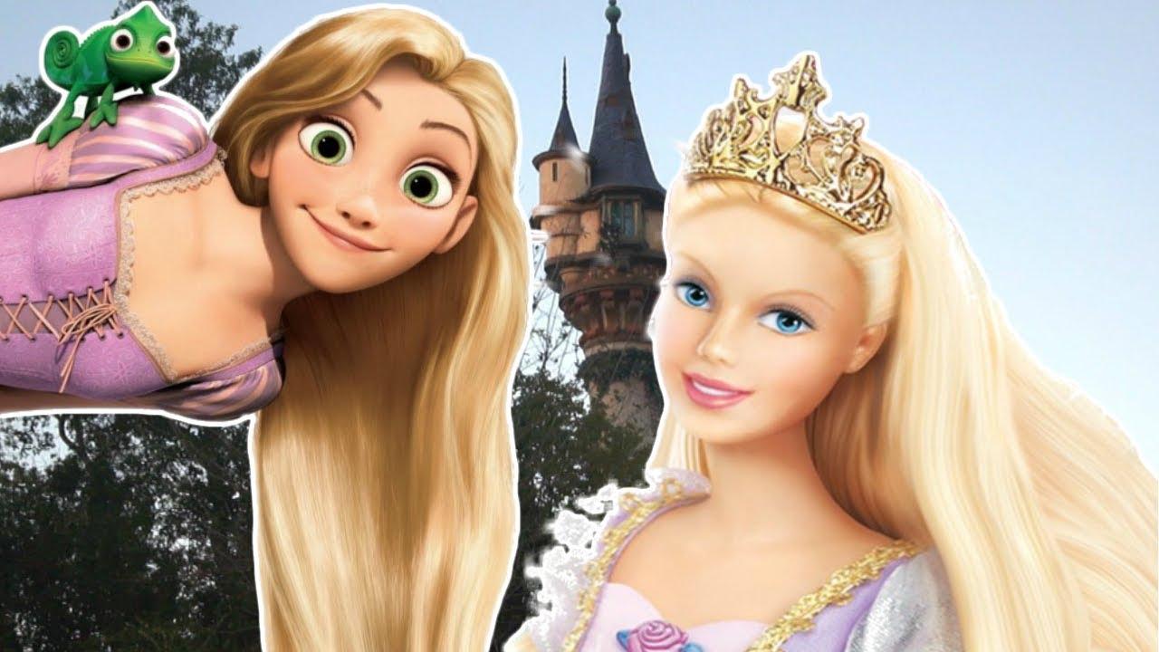 barbie rapunzel full movie viooz