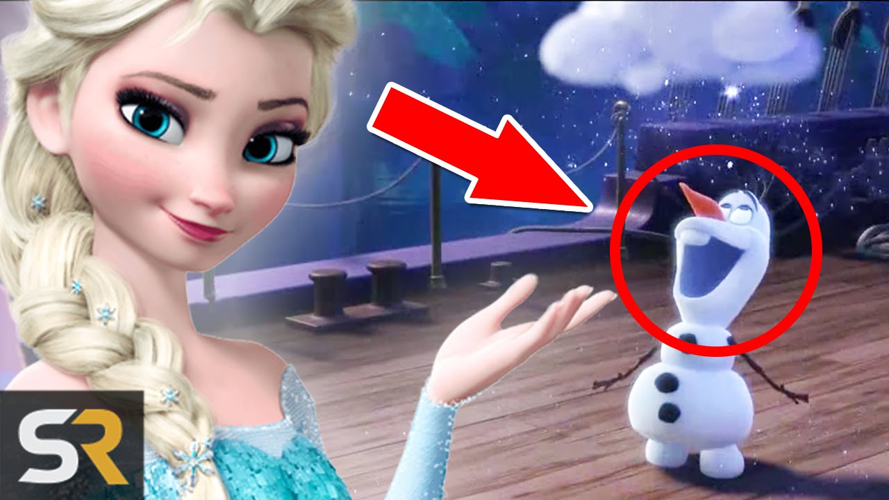 these 20 mistakes and goofs in frozen might really annoy you
