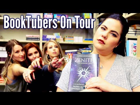 I WENT ON THE ZENITH BOOK TOUR