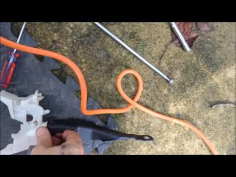 2003 honda crv how to change door lock