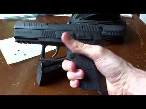 CZ P-07 9MM ~ Review! A dependable defender.