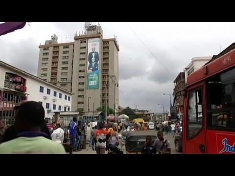 Nigéria, URBANISATION GALOPANTE À LAGOS