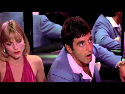 Scarface Music Video- Gangstas Paradise