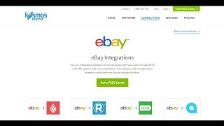 Https://www.kosmoscentral.com/integrations/connect-lightspeed-retail-ebay sync your lightspeed products with ebay and amazon. inventory, create new list...